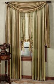 Green Striped Curtain Panels by Bacati Curtain Panel Green Yellow Chocolate Stripes Striped