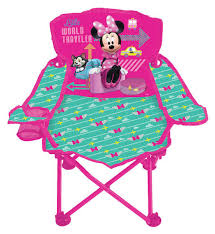 disney minnie mouse jet set fold n go chair walmart