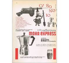 Bialetti Moka Express Coffee Maker Product Design