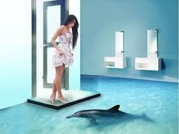 bathroom tiles design dolphin with simple photo eyagci