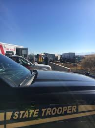 100 Cattle Truck Fatal Semi Crash Closes I84 Between Baker City And La