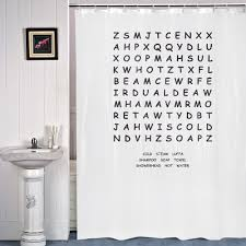 Novelty Shower Curtains Shower Curtains Outlet