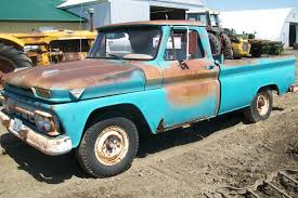 100 1966 Gmc Truck GMC PICKUP Biewer Tractor Salvage