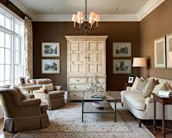 Traditional interior design ideas for living rooms of fine