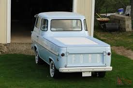 100 240 Truck 1966 Ford Econoline Pickup These Little Trucks Are Getting