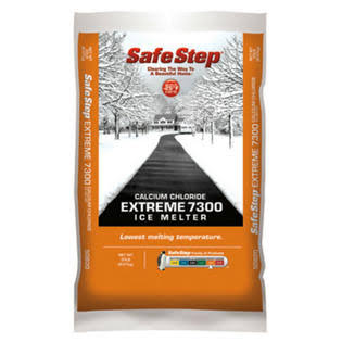 Safe Step Extreme 7300 Calcium Chloride Ice Melter - 20lb