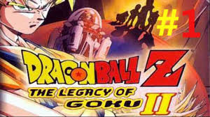 Dragon Ball Z Fish Tank Decorations by Dragon Ball Z The Legacy Of Goku 2 01 Gba Vidéo Dailymotion