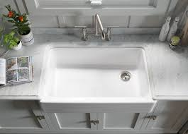Where Are Decolav Sinks Made by Apron Front Sinks An Easy Kitchen Update Kohler