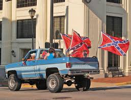 100 Rebel Flag Truck Confederate Rally Designed To Unify Organizer Says Local