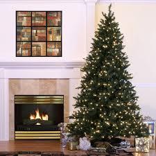 Pre Lit LED Christmas Trees