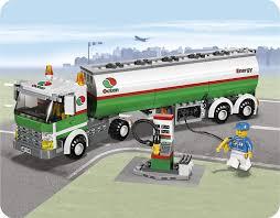 100 Lego Tanker Truck LEGO City 3180 Tank Amazoncouk Toys Games