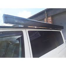 Dometic 2.6m Roll Out Awning (White), VW T4 T5 Xtreme Van - For ... Caravan Roll Out Awning Parts Plus Patio Awnings Fiamma Store In For Decks 1hi9yqe Cnxconstiumorg Outdoor New Ft Replacement Campervan Pull Other Camper Best Images Collections Gadget With Front And Side Up We Window Wont Have An On Canopy Rails X 9 Cafree Of 7009 Tie Down Kit Suits