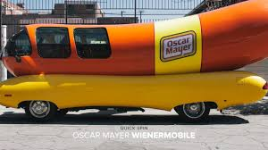 GP Short: A Day With The Oscar Mayer Wienermobile - YouTube