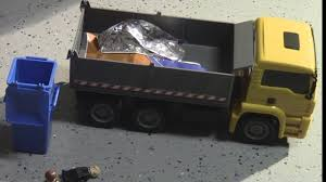 Garbage Truck Video - UPS Christmas Delivery (Toys) - YouTube
