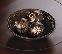 Koehler Home Decor Free Shipping by Amazon Com Umber Decorative Ball Set Home U0026 Kitchen