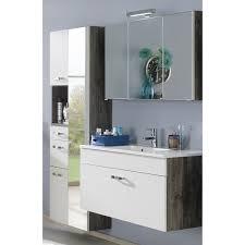 wandschrank badezimmer spiegelschrank 60cm eiche vintage