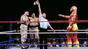 Halloween Havoc 1998 Hogan Warrior historically significant disasters of wrestling 71 hulk hogan vs