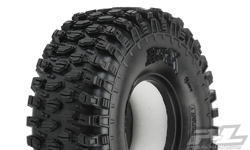 "Proline Racing Hyrax G8 Rock Terrain Truck Tires - 1.9"", 2pc, Front Or Rear"