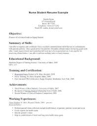 Sample Pediatric Nurse Practitioner Resume Graduate Example Examples