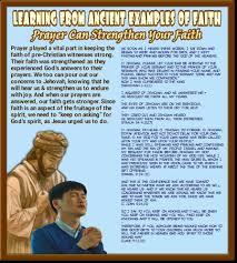 100 Daniel 13 Prayer Can Strengthen Your FaithLuke 9111 John 514