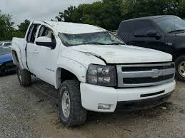 2007 Chevrolet Silverado For Sale At Copart Lexington, KY Lot# 43014348
