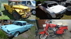 Huge Auction Hoard: Tons Of Trucks, Two Porsches, A Ranchero And ... Craigslist Lawton Okla Taos Nm Used Cars And Trucks Under 1800 Common In 2012 Clovis New Mexico Cheap 1000 By Owner South Carolina Qq9info Show Low Farm Garden Spokane General For Sale In Maine 1920 Car Update 1950 Ford F1 Classics On Autotrader Tucsoncraigslistorg Craigslist Tucson Az Jobs Apartments Roswell Vans Rhd Running Project 1967 Jaguar 420 Bring A Trailer Las Cruces Best 2017 Hope Mills