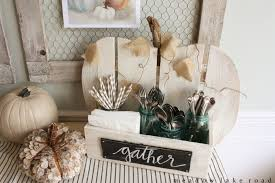 Rustic Pumpkin Stand Meadow Lake Road 50 Amazing DIY Projects To Try This Fall