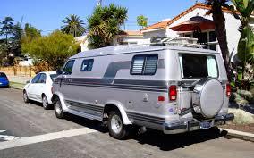 THE STREET PEEP: 1990 Dodge Ram Van Explorer