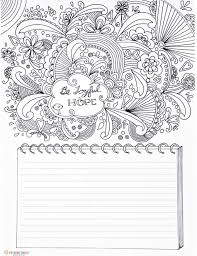 Book Free Gratitude Journal Coloring
