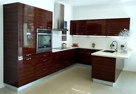 High Gloss Lacquer Acrylic Laminate Doors For Kitchen Cabinets
