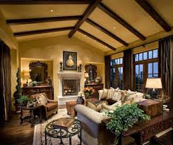 Rustic Interior Design For The Living Room Home Modern