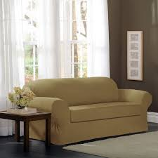 Stretch Slipcovers For Sofa by Tailor Fit Stretch Fit Sofa Slipcover Hayneedle