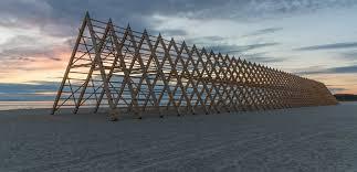 100 Rintala Eggertsson Architects Salt Fish Rack Domus