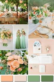 Stunning Wedding Color Themes Fabulous Colors 2014 Theme