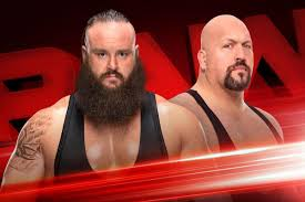 Bruh Man From The Fifth Floor Gif by Wwe Raw Results Live Blog Feb 20 2017 Braun Strowman Vs Big