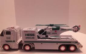 2006 HESS TOY Truck And Helicopter No. Box Pre Owned - $1.80 | PicClick Hess Custom Hot Wheels Diecast Cars And Trucks Gas Station Toy Oil Toys Values Descriptions 2006 Truck Helicopter Operating 13 Similar Items Speedway Vintage Holiday On Behance Collection With 1966 Tanker Miniature 18 Wheeler Racer Ebay Hess Youtube 2012 Rescue Video Review 5 H X 16 W 4 L For Sale Wildwood Antique Malls