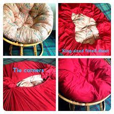 Double Papasan Chair Cover by Papasan Chair Covers Diy Home Chair Decoration
