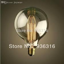 best wholesale edison retro personality large clear light bulb