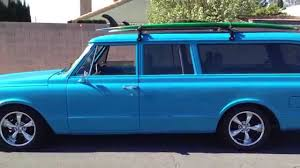 1968 Chevy Suburban SS Package! - YouTube