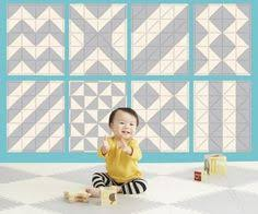 designer foam play mats that won t cr your style soft