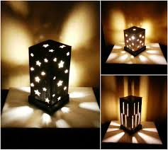 Picture Of One Lamp Multiple Shades Easily Changeable