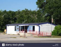 The small rural post office at Loughman Davenport Florida USA