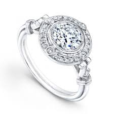 Choosing A Vintage Style Engagement Ring