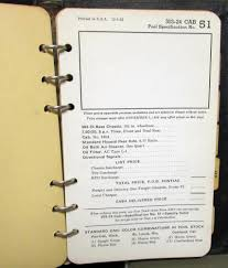 1954 GMC Truck Price Data Book Salesman Pocket Reference Manual ...