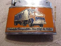 Rare Vintage Hadson Lighter. Roadway Trucking Co. Cigarette ... Luff Trucking Llc Home Facebook Truck Trailer Transport Express Freight Logistic Diesel Mack Largest Yrc Series Rdwy 558000 561124 Index Of Imagestruckswhite01959hauler 1974 Ford C 700 Cab Over Engine Roadway Van Orange Fsvl H Road Transport Wikipedia Roadways One Stop Solutions Attenuators Krc Safety Co Inc Truck Drivers Indicted In Two Separate 5fatality 2015 Crashes On Companies Directory Driver Dies When Ctortrailer Leaves The Road And Plunges