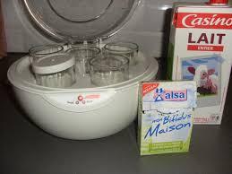 faire des yaourts maison faire ses yaourts maison avec une yaourtière électrique et des