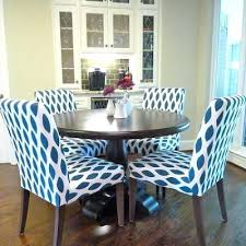 Best Fabric Dining Chairs Images On Patterned Room Furniture Ikea Grey