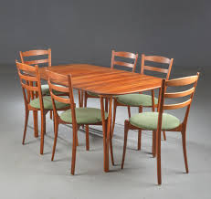 Danish Dining Table Chairs From Haslev Mbelsnedkeri S And 6 Style ... Mid Century Modern Scdinavian Round Ding Table In Teak For Sale Kfoed Hornslet Danish Solid Extendable 8 Eva Fniture Minimalist And Cool Fniture Set Of Six High Back Anders Jsen Style Windsor Vintage Ding Room Set In Teak Design Market Vejle Stole Draw Leaf Midcentury Chairs Room Dectable Black Found Midcentury Youtube Edward Valtinsen Scandinavia Woodworks 6 Luxury Ideas Also Simple