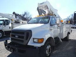 2009 FORD F650 S/A BUCKET TRUCK VIN/SN:3FRWF65D99V189441 - 240 Hp ...