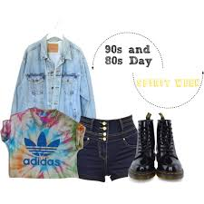 Spirit Week 90s And 80s Day